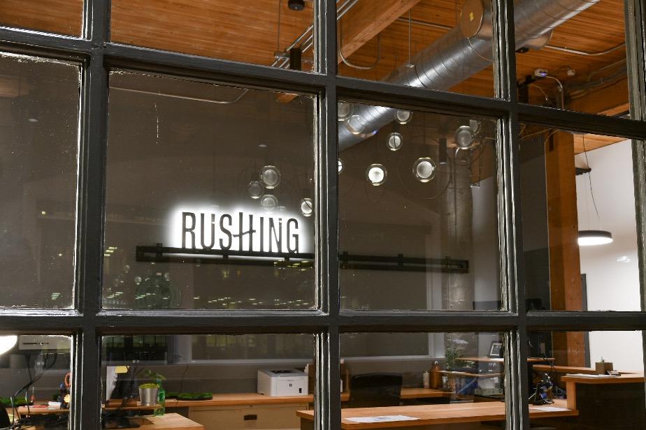 Rushing Office TI 2020