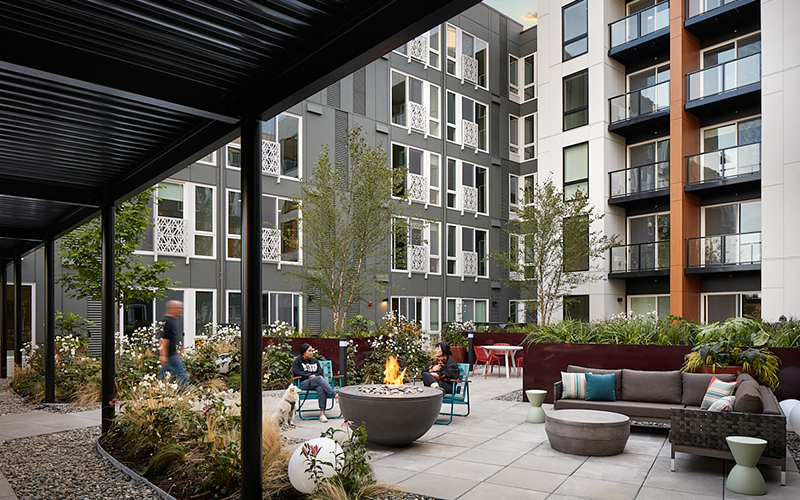 Rushing project: 23rd and Jackson Apartments