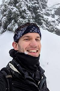 Rushing energy analyst Aaron Whitlatch