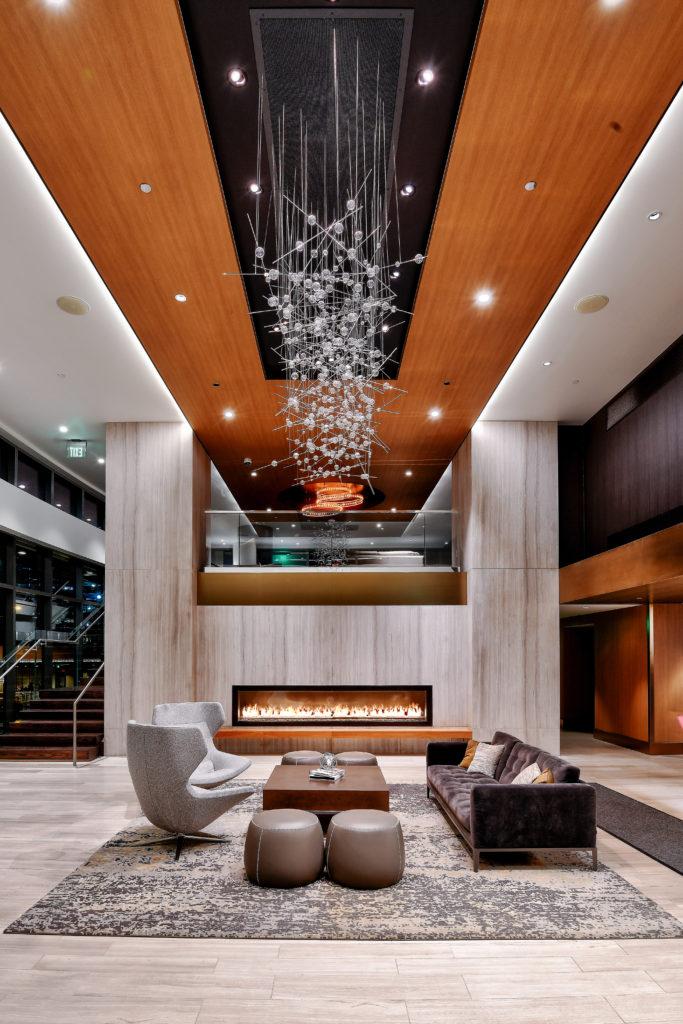 The Stratus Tower In Seattle Wins An Ies Illumination Award