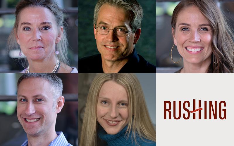 Rushing LLC team